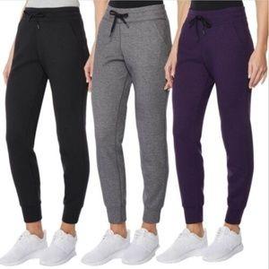 32 Degrees Ladies' Tech Fleece Jogger Pant NWT